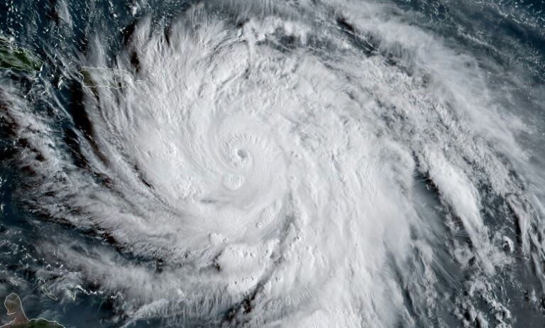 Maria l'ouragan le plus violent