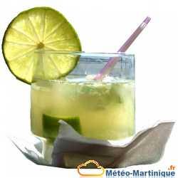 Ti punch martiniquais