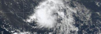 Kirk se déplace rapidement vers les Antilles