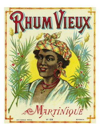 rhum martinique