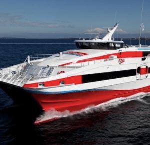 bateau express des iles