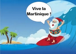 Noël en Martinique
