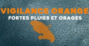 vigilance orange pluie